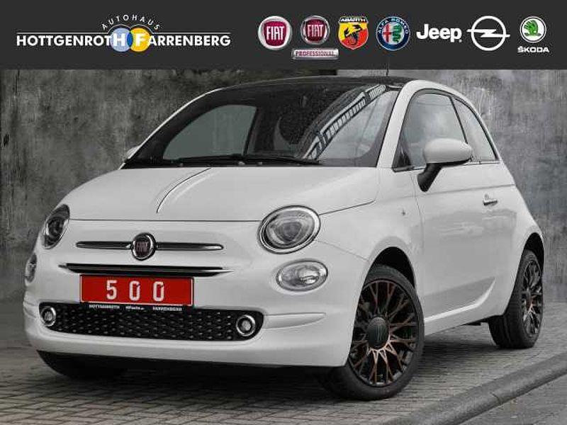Fiat 500 120th Anniversary 1.2 8V NAVIGATION/KLIMAAUTOMATIK/GLASDACH