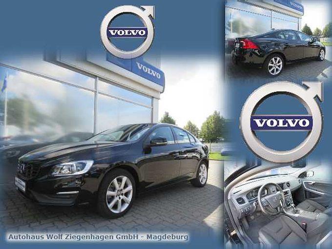 Volvo S60 D3 LINJE BUSINESS NAVI KLIMA SITZHEIZUNG USB