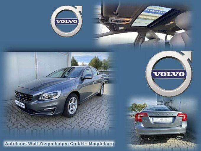 Volvo S60 D4 GEARTRONIC LINJE SVART NAVI LEDER XENON
