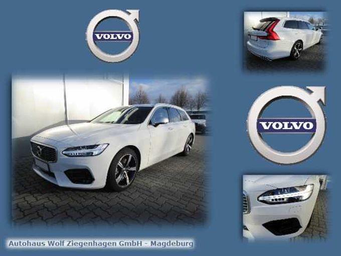 Volvo V90 T5 GEARTRONIC R-DESIGN NAVI LED SITZHEIZUNG