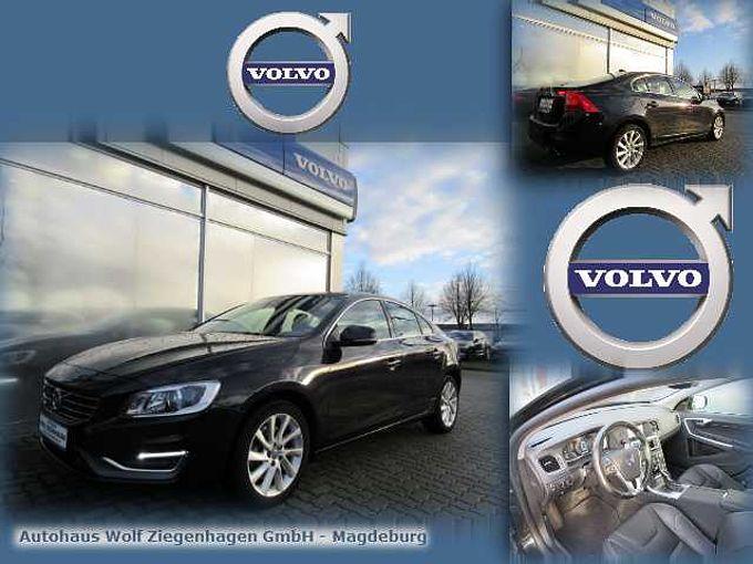 Volvo S60 D5 AWD AUT. SUMMUM NAVI KLIMA STANDHEIZUNG