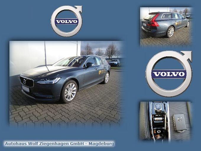 Volvo V90 D4 GEARTRONIC MOMENTUM LED NAVI LEDER