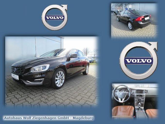 Volvo S60 D5 GEARTRONIC SUMMUM NAVI XENON LEDER