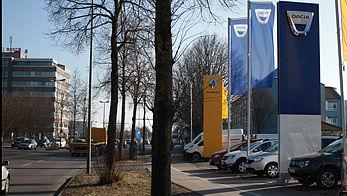 Vertriebszentrum Augsburg