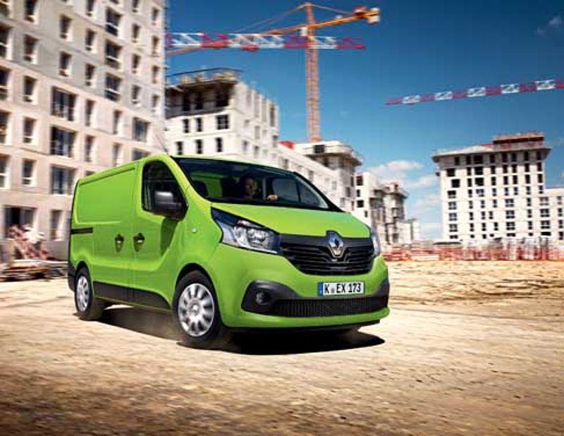 Renault Firmenkunden