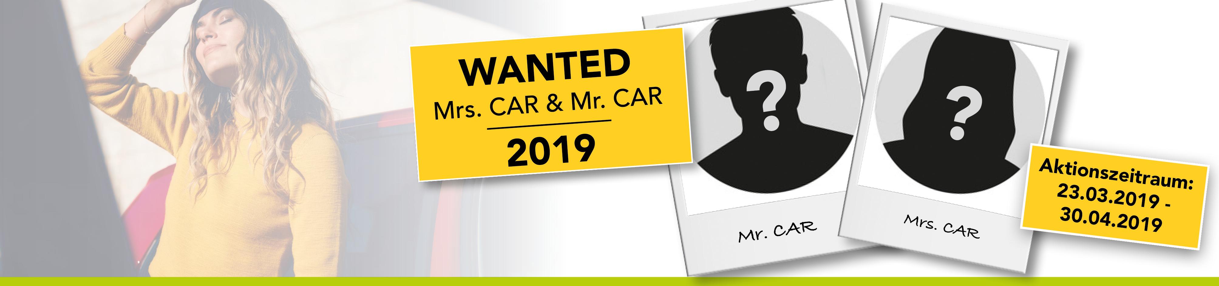 Wir suchen Dich und deinen VW