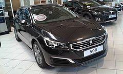 Peugeot 508 SW DIESEL - 2014 1.6 BlueHDi Active S&S