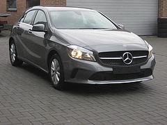 Mercedes-Benz A 180 AUTOMATIC NAVI STYLE