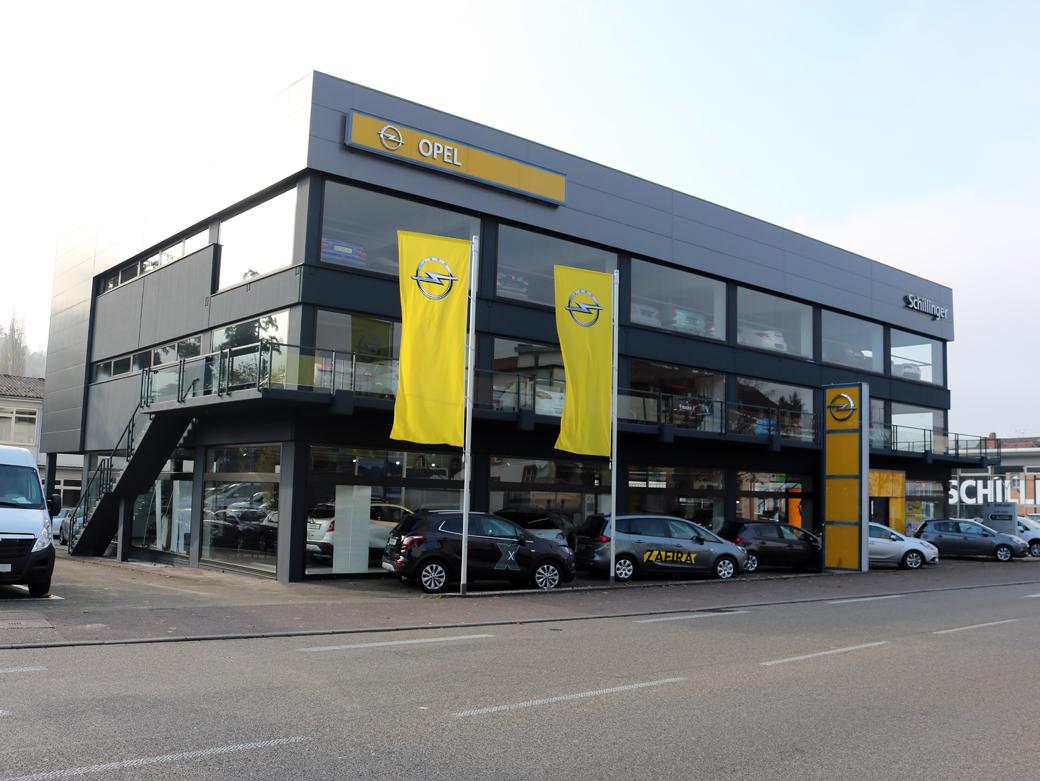 Autohaus Schillinger Opel