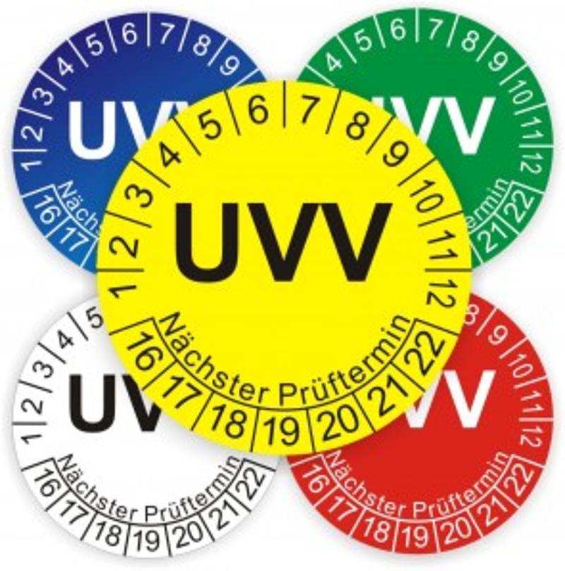 UVV für gewerbliche Fahrzeuge