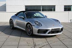 Porsche 911 992 Carrera 4S Cabrio/PDLS/ACC/Bose/Carbon/...