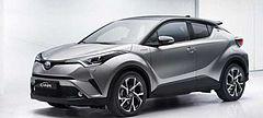 Toyota C HR style