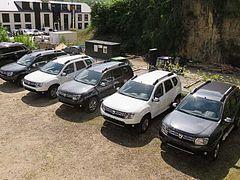 Dacia DUSTER EXCEPTION