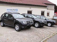 Dacia DUSTER OPEN