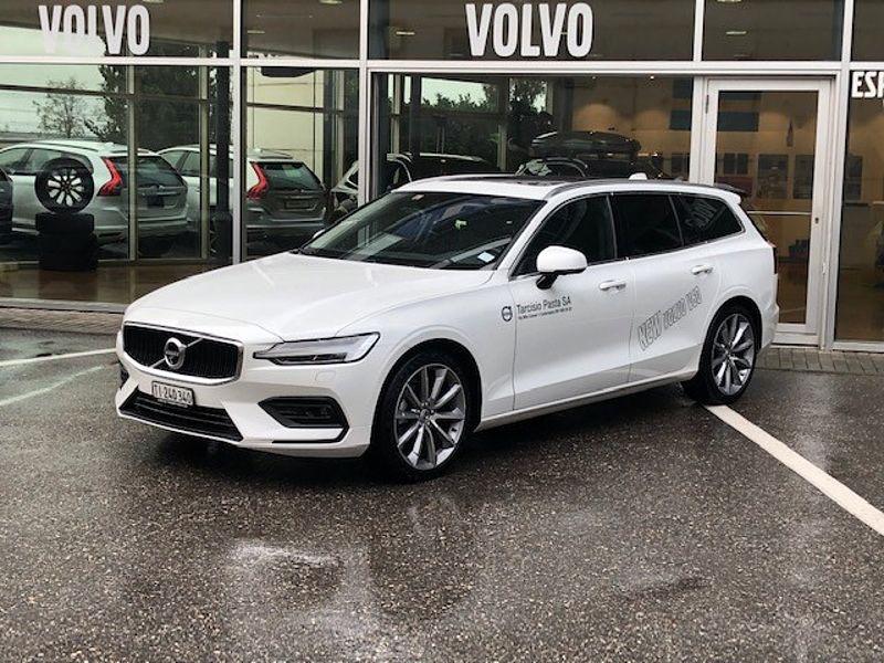 Volvo V60 D4 Summum Geartronic