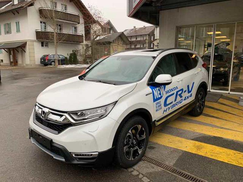 Honda CR-V 2.0i MMD Hybrid Executive 4WD Automatic