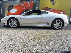 Ferrari 360 3.6i V8 40v F1
