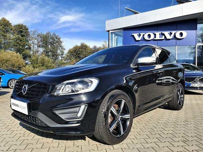 Volvo XC60 D5 AWD ›R-DESIGN‹ 1.MAJ. ČR