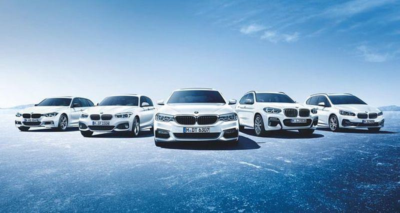 BMW FÖRDERT DEN UMSTIEG.