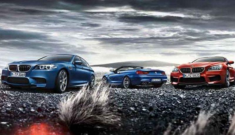 BMW M PERFORMANCE ZUBEHÖR