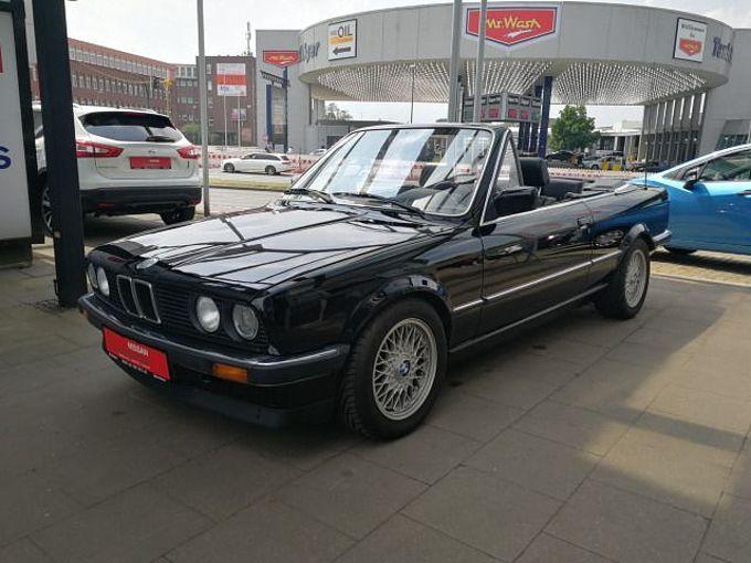 BMW 320i Cabrio mit BBS Felgen 2.Hand