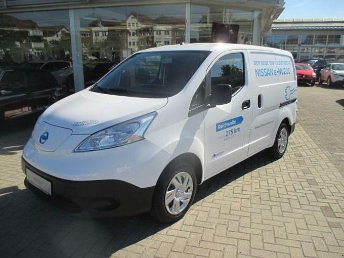Nissan NV200 eNV 200 40 KW Comfort Kasten Gittertrennwand