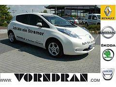 Nissan Leaf Acenta mit Batterie Winter Solar