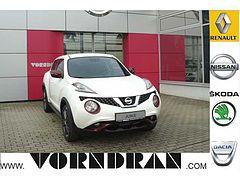 Nissan Juke Acenta 1.5 dCi Navi 18'LMR ExterieurPaket