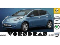 Nissan Leaf Visia inkl. Batterie Navi 6,6kW Schnellade 8 J Gar
