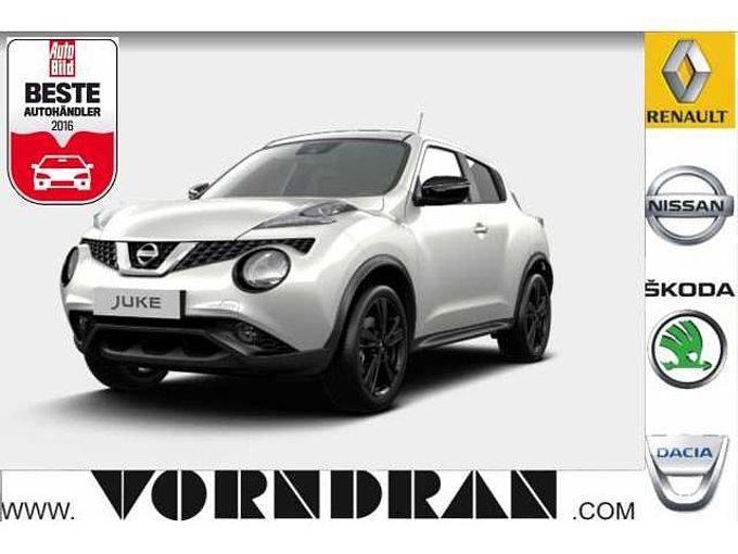 Nissan Juke N-Vision 1.5 dCi TechnologyPaket 18'LMR