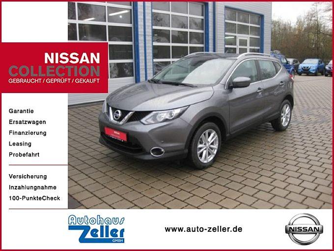 Nissan Qashqai 1,5dCi Acenta - Navi,PGD,Radio/CD/MP3