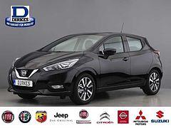 Nissan Micra K14B N-WAY 0.9 IG-T Navi Apple Carplay Klima