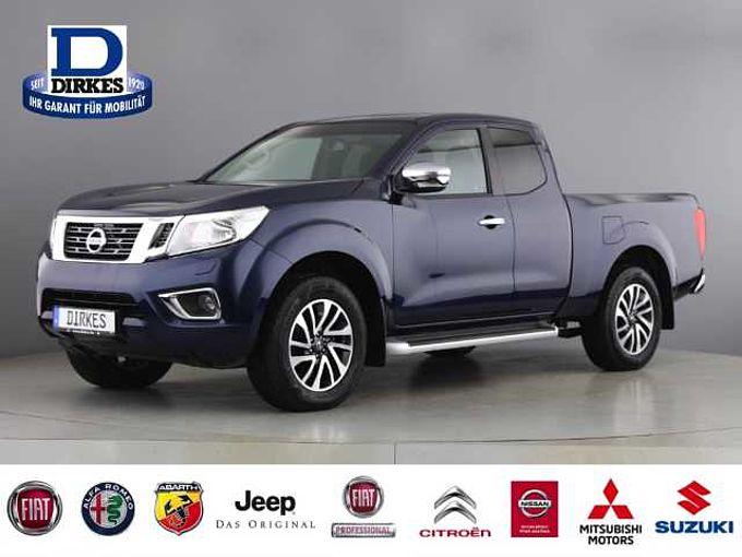 Nissan Navara NP300 King-Cab Pick-up N-Connecta  4x4 2.3 dCi ALLRAD AHK SHZ KLIMA LMF