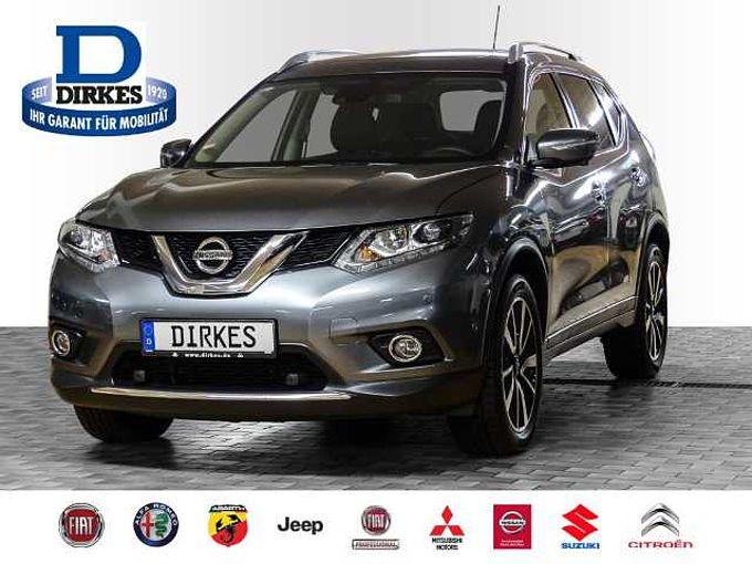Nissan X-Trail Tekna 2.0 dCi 4x4 Navi SHZ Leder AHK