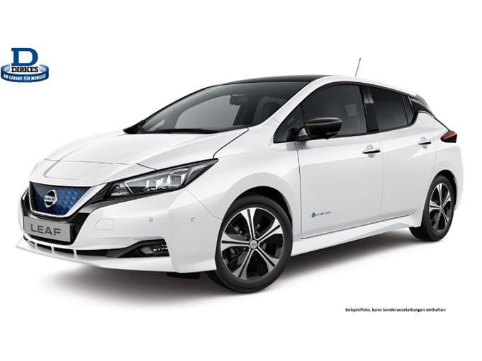 Nissan Leaf ZE1 MY19 40 kWh Navi Keyless ACC Rückfahrk