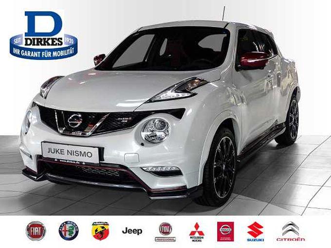 Nissan Juke Nismo RS 1.6 DIG-T Recaro AVM Navi Keyless  LED-Tagfahrlicht