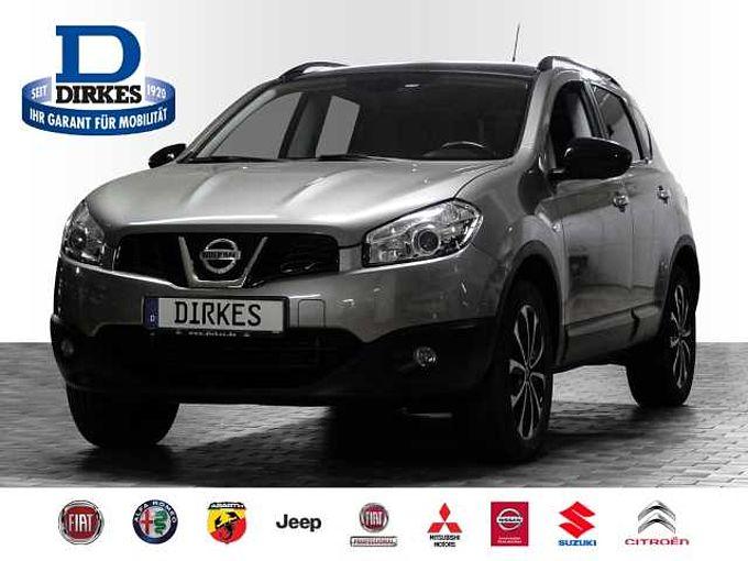 Nissan Qashqai 1.6dCi ''360'' 4X4 Navi+18''+Kamera+Sitzheizung