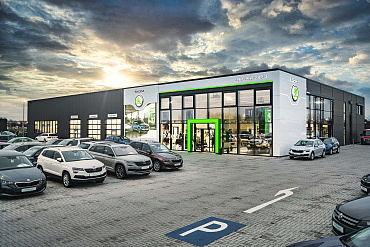 ŠKODA Autohaus Schandert Dessau