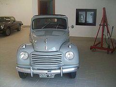 Foto Fiat 500 Topolino