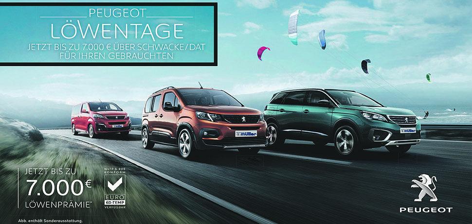 Peugeot Löwentage