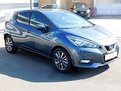 Nissan Micra 0.9 IG-T *NAVI *SITZHEIZUNG