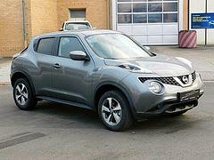 Nissan Juke 1.6 CVT Acenta *Winterpaket *Navi
