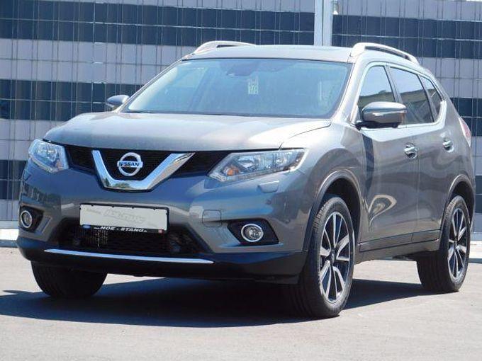 Nissan X-Trail 2.0 dCi Xtronic N-Vision EURO 6