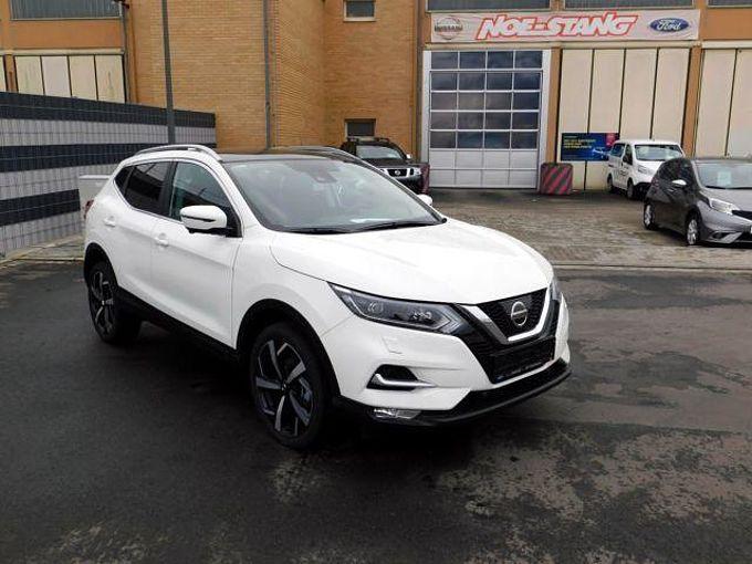 Nissan Qashqai 1.2 DIG-T TEKNA *BOSE *BF *PANORAMA-DACH