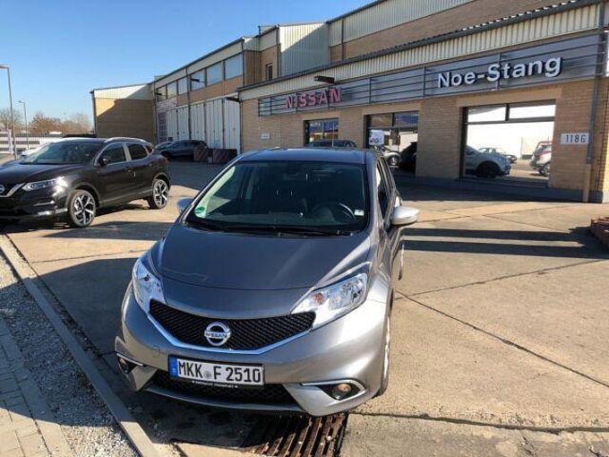 Nissan Note 1.2 DIG-S CVT n-tec