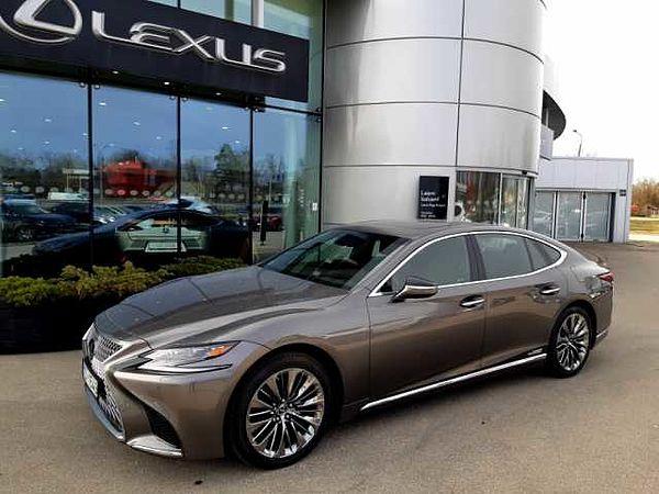 Lexus LS500h EXECUTIVE