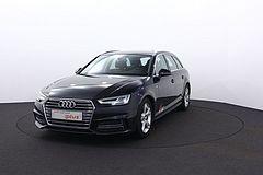 Audi A4 Avant Sport 2.0 TDI*Sline*Cuir*GPS*LED*Ville*JA17.