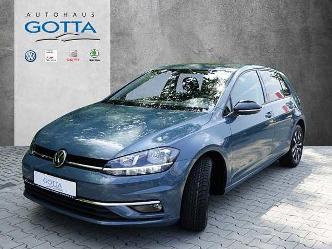 Volkswagen Golf VII 'IQ.DRIVE' 1.0 l TSI BMT OPF ACC*DAB*NAVI
