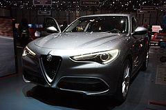 Alfa Romeo Stelvio Super Edizione 2,0 16V 200PS Q4 Autom...