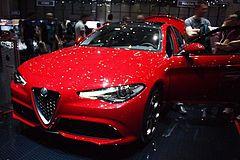 Alfa Romeo Giulia 280 Veloce Q4 2.0 Turbo 16V Veloce 280...